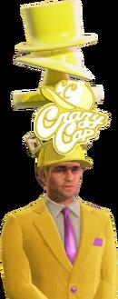 CrazyCapSalesman