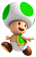 Green Toad SM3DW