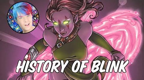 History of Blink
