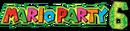 Mario Party 6 Logo
