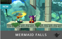Mermaid Falls SSBA