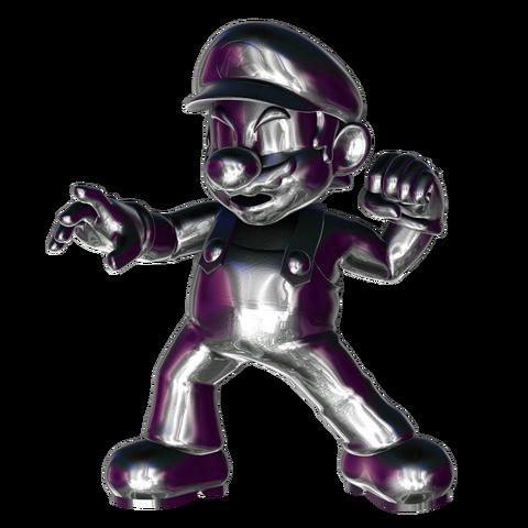 File:Metal Mario.png