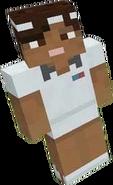 Minecraft Console - Alex alt 1