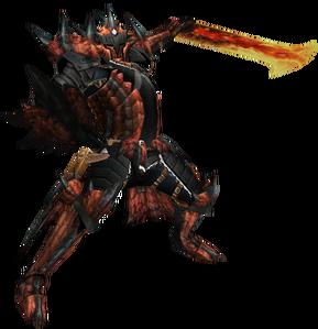 Monster Hunter (Male)