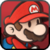 Paper Mario CSS Icon