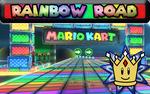 Rainbow Road MKSR