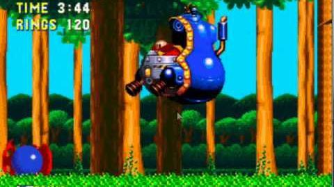 Sonic The Hedgehog 3 - Robotnik's Theme (JacksonPackz Remix 2