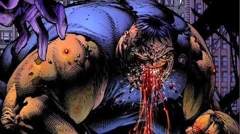 Supervillain Origins The Blob
