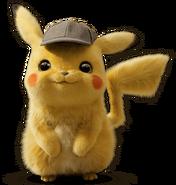 Detective Pikachu film render