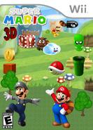 Final Super Mario 3D World Boxart