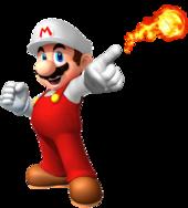 Fire Mario SM3DW