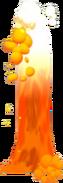Lava geyser 0