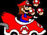 Mario Kart 8: Brutal Burst