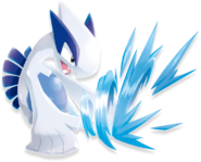 Pokemon Rumble SP - Lugia