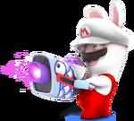 SB2 Rabbid Mario recolor 1