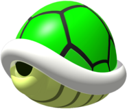 Green Shell - Mario Kart DS