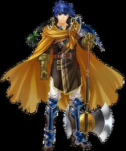 Ike Brave Mercenary