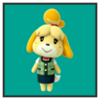 JSSB character preview icon - Isabelle
