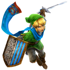 Link (alt) - Hyrule Warriors