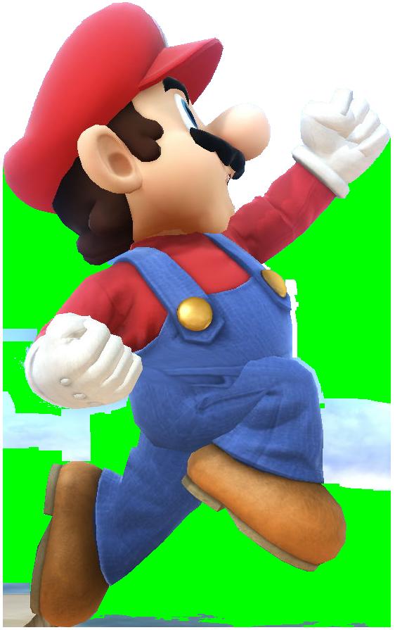 Mario Super Smash Bros Wii U