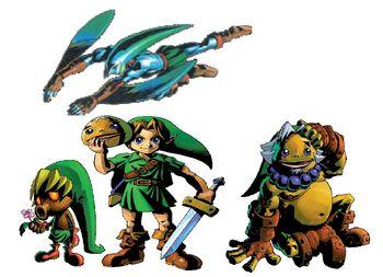 Masked Link