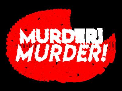 Murdermurderlogo