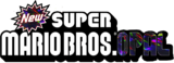 New Super Mario Bros. Opal Logo