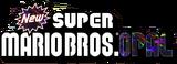 New Super Mario Bros. Opal Logo