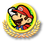 Paper Mario Tennis Icon