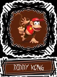 Diddy Kong SSBR