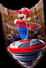 Drill Mario