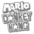 JSSB stage logo - Mario vs Donkey Kong