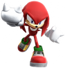 Knuckles rivals