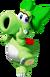 MKDX Green Birdo