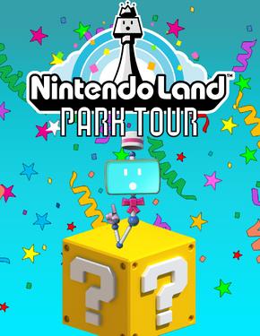 Nintendo Land Park Tour