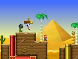 Sandstorm Desert (Super Mario World U)