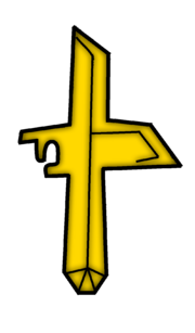 The Twisted Cross Symbol