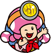 Toadette icon CTTT