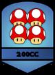 200cc MKG