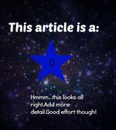 D Article