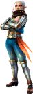 Hyrule Warriors Impa Artwork