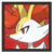 JSSB Character icon - Braixen
