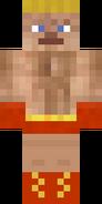 Minecraft Console - Steve alt 5