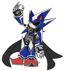 Neo metal sonic wip by srb2 blade-d2zu885