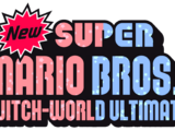 New Super Mario Bros. Switch-World Ultimate