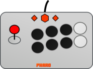 Pharo-FightStick-White