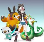 Pokemon Trainer SSBG