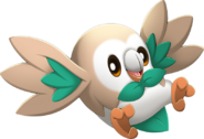Rowlet the best