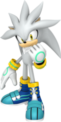 Sonic-Free-Riders-Silver-artwork