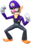 SuperMarioParty Waluigi
